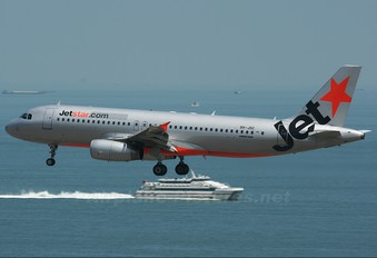 9V-JSC - Jetstar Airways Airbus A320