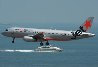 9V-JSC - Jetstar Airways Airbus A320