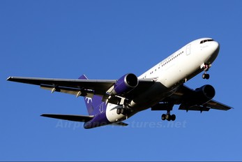 5N-BGG - Bellview Airlines Boeing 767-200ER