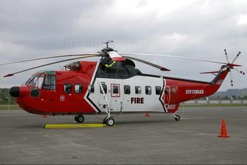 N261F - VIH Cougar Helicopters Sikorsky S-61N