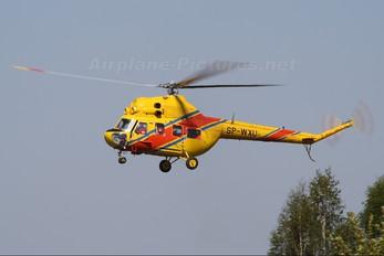 SP-WXU - Polish Medical Air Rescue - Lotnicze Pogotowie Ratunkowe Mil Mi-2