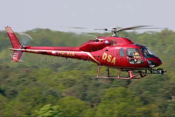 OK-AIA - DSA - Delta System Air Aerospatiale AS355 Ecureuil 2 / Twin Squirrel 2