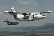 2421 - Slovakia -  Air Force LET L-410UVP Turbolet aircraft