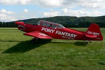 OK-MPT - Aeroklub Hranice Zlín Aircraft Z-226 (all models)