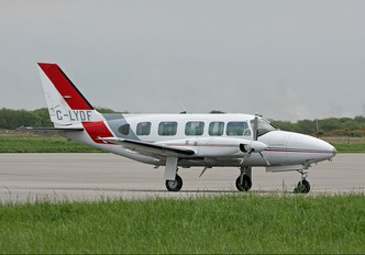 G-LYDF - Private Piper PA-31 Navajo (all models)