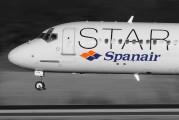 EC-KHA - Spanair McDonnell Douglas MD-87 aircraft