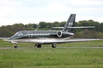 OH-WIA - Jetflite Oy Cessna 680 Sovereign