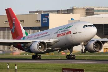 CS-TEX - Oman Air Airbus A310