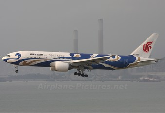 B-2059 - Air China Boeing 777-200