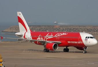 HS-ABA - AirAsia (Thailand) Airbus A320