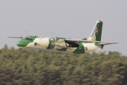 3208 - Slovakia -  Air Force Antonov An-26 (all models) aircraft