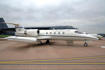 84-0109 - USA - Air Force Learjet C-21A