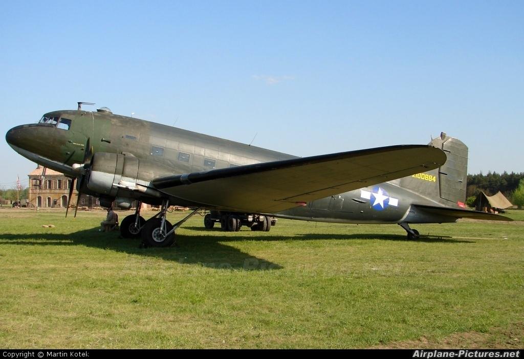 Aces High N147DC aircraft at Milovice