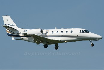 N563XL - Private Cessna 560XL Citation Excel