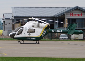 G-GNAA - Great North Air Ambulance MD Helicopters MD-900 Explorer