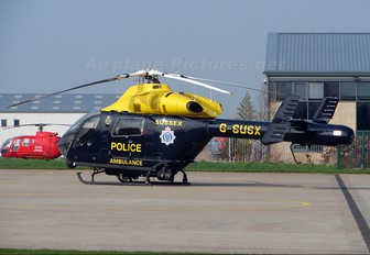 G-SUSX - Police Aviation Services MD Helicopters MD-902 Explorer
