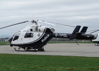 G-YPOL - UK - Police Services MD Helicopters MD-900 Explorer
