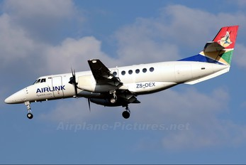 ZS-OEX - South African Airlink Scottish Aviation Jetstream 41