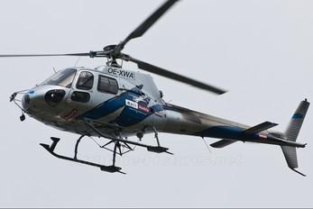 OE-WXA - Heli Austria Aerospatiale AS350 Ecureuil / Squirrel