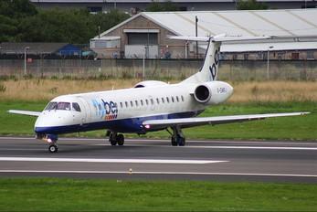G-EMBJ - Flybe Embraer ERJ-145
