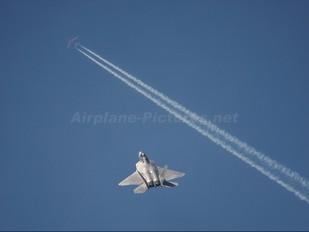04-4065 - USA - Air Force Lockheed Martin F-22A Raptor