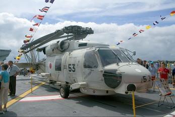 22-8253 - Japan - Maritime Self-Defense Force Sikorsky SH-60 Seahawk