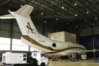 TJ-ALF - Air Leasing Cameroon Fokker F28