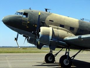 6859 - South Africa - Air Force Museum Douglas C-47A Skytrain