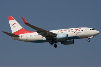 OE-LNN - Austrian Airlines/Arrows/Tyrolean Boeing 737-700