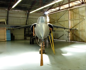 - - South Africa - Air Force Museum Dassault Mirage F1
