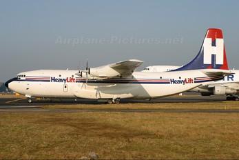- - HeavyLift Cargo Airlines Short SC.5 Belfast C.1