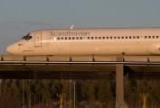 LN-RMS - SAS - Scandinavian Airlines McDonnell Douglas MD-82 aircraft