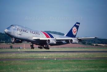 N816FT - Flying Tigers Boeing 747-200F