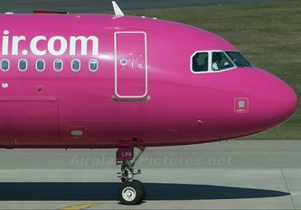 HA-LPR - Wizz Air Airbus A320