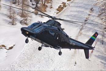 HB-ZIP - Private Agusta / Agusta-Bell A 109A Mk.II Hirundo