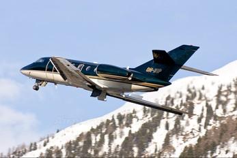 OH-WIP - Jetflite Oy Dassault Falcon 20