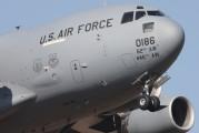 01-0186 - USA - Air Force Boeing C-17A Globemaster III aircraft