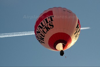 OK-5001 - Private Balloon BB30