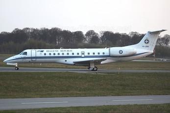 145-209 - Greece - Hellenic Air Force Embraer ERJ-135