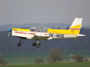 OK-NOD - Aeroklub Czech Republic Zlín Aircraft Z-142