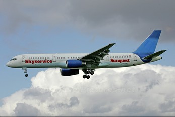 C-FFLA - Skyservice Airlines Boeing 757-200