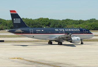 N769US - US Airways Airbus A319