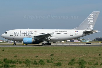 CS-TEJ - White Airways Airbus A310