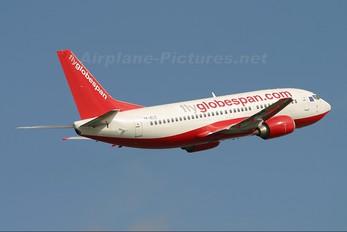 TF-ELC - Flyglobespan Boeing 737-300