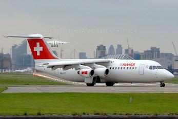 HB-IYT - Swiss British Aerospace BAe 146-300/Avro RJ100