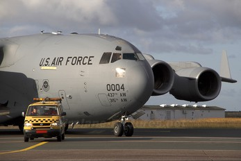 96-0004 - USA - Air Force Boeing C-17A Globemaster III