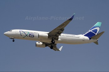 F-GZZA - Axis Airways Boeing 737-800