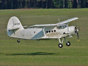 SP-KMZ - Private Antonov An-2