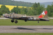 F-AZDX - Association Forteresse Toujours Volante Boeing B-17G Flying Fortress aircraft