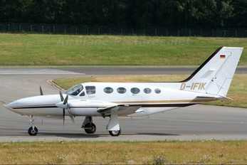D-IFIK - Private Cessna 421 Golden Eagle